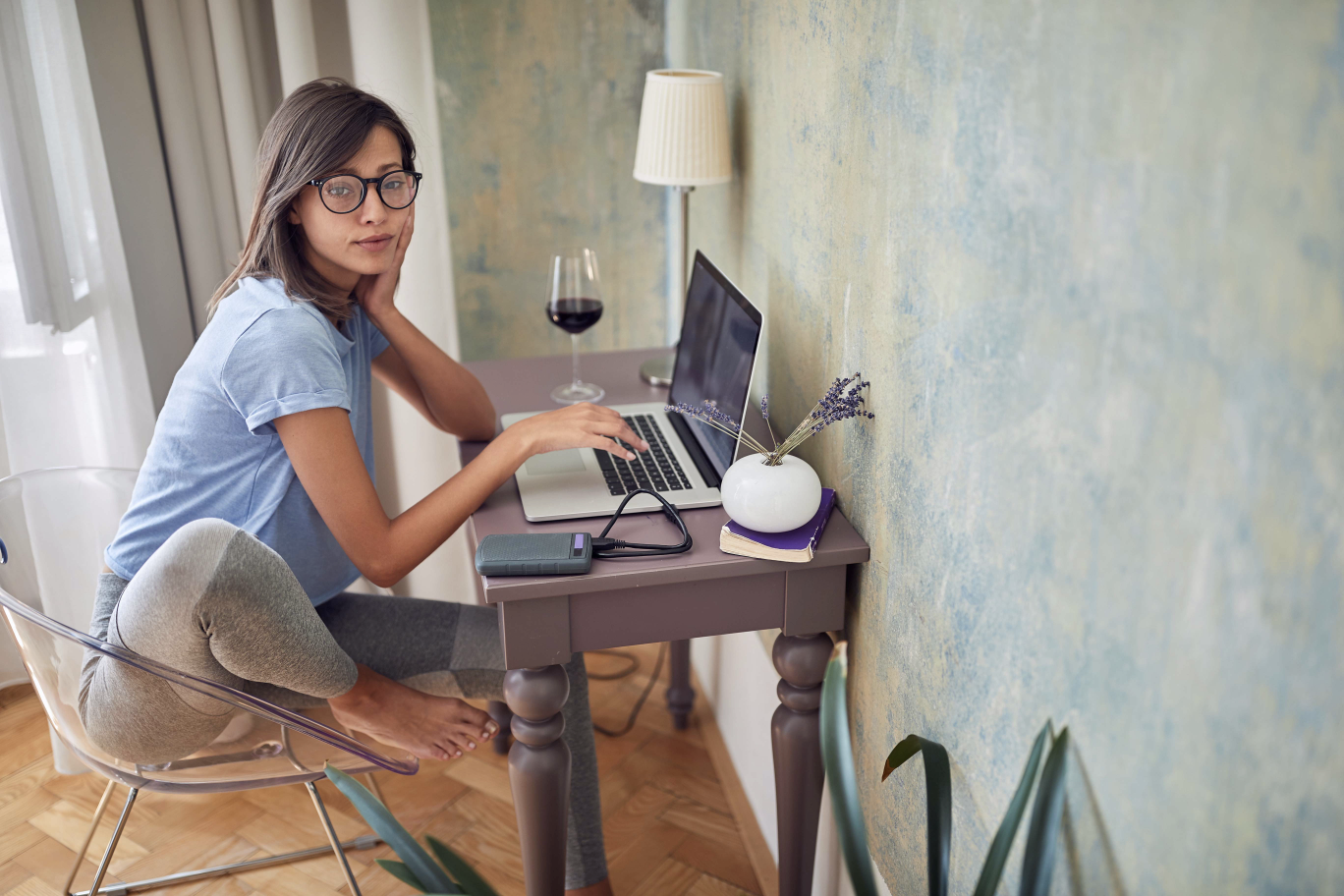 Are you making time for yourself while working from home?